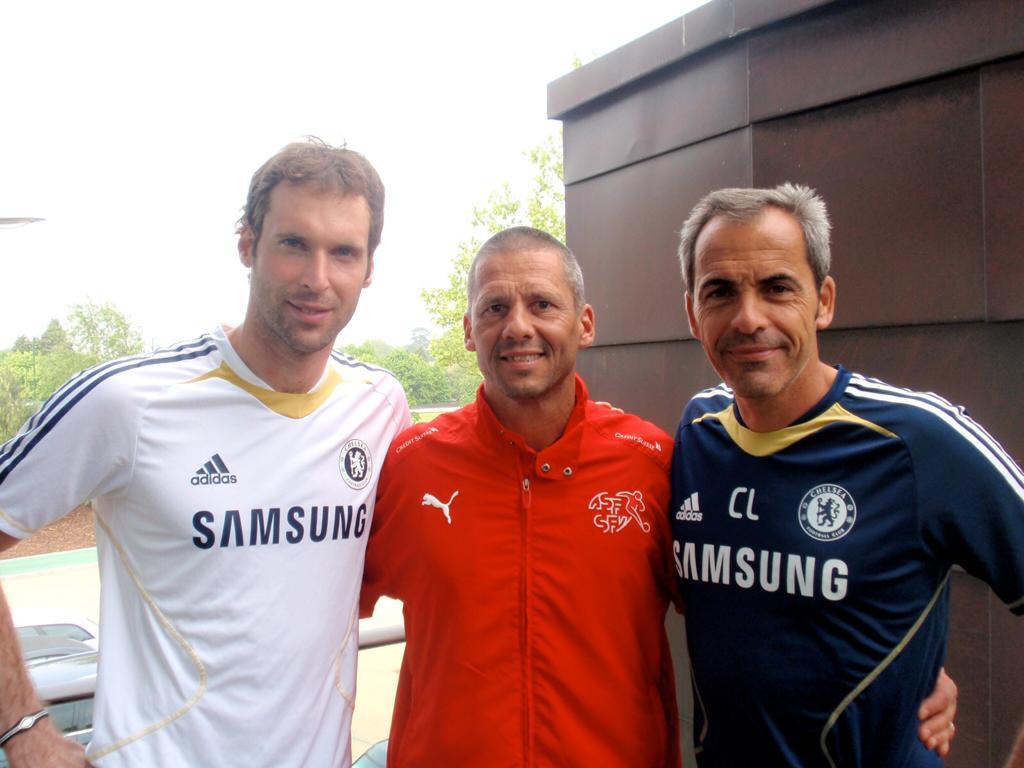 Thierry Barnerat - RTM Goalkeeper - Christophe Lollichon - Petr Cech - Gardien de but - Football