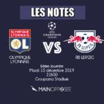 Lyon-RB Leipzig