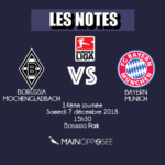 Mochengladbach - Bayern 2019-2020
