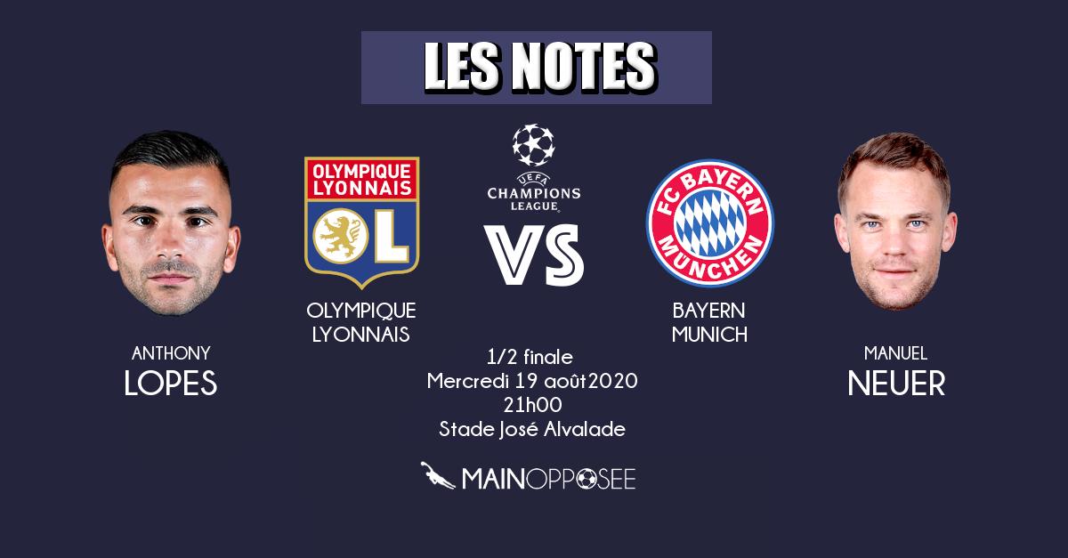 Lyon-Bayern