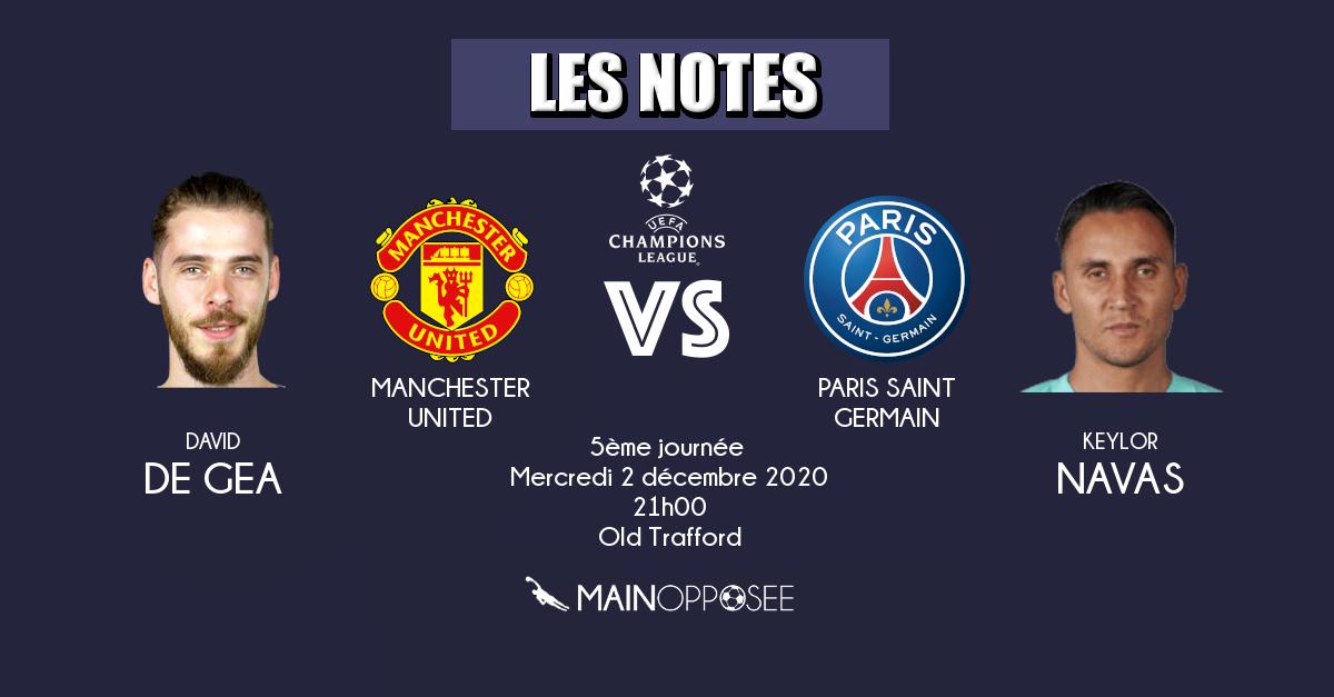Manchester United-PSG