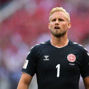 Kasper Schmeichel Euro 2021 Danemark Gardien de but