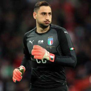 Donnarumma - Italie - Euro 2021