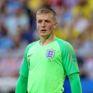 Jordan Pickford Gardien de But Angleterre Euro 2020 Euro 2021