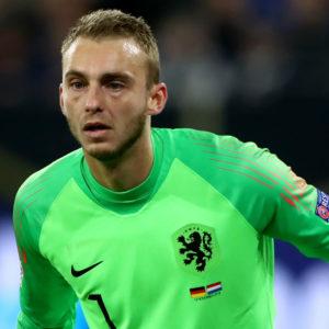 Jasper Cillessen Euro 2020 Gardien de but Pays-Bas