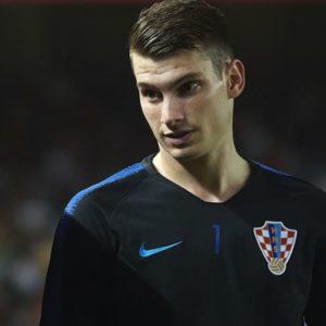 Dominik Livakovic Croatie Gardien de but Euro 2020 Euro 2021