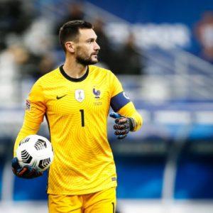 Hugo Lloris Gardien de but France Euro 2020 Euro 2021