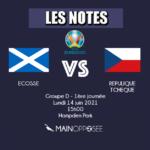ECOSSE - REPUBLIQUE TCHEQUE