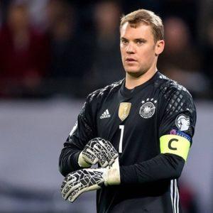 Manuel Neuer gardien de but allemagne euro 2020 euro 2021