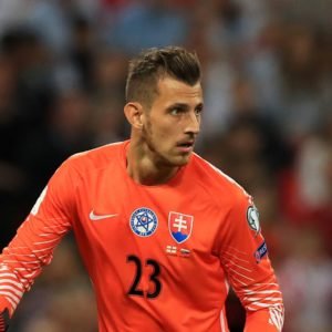 Martin Dubravka Slovaquie Euro 2020 Euro 2021