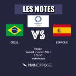 Brésil - Espagne