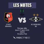 Rennes - Rosenborg