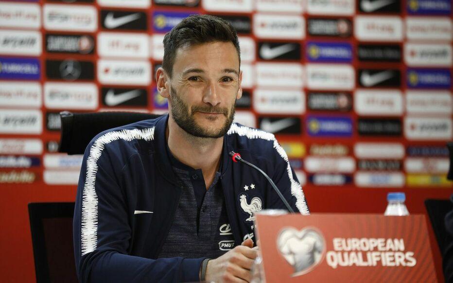 Lloris Finlande Gardien de but France Football Goalkeeper
